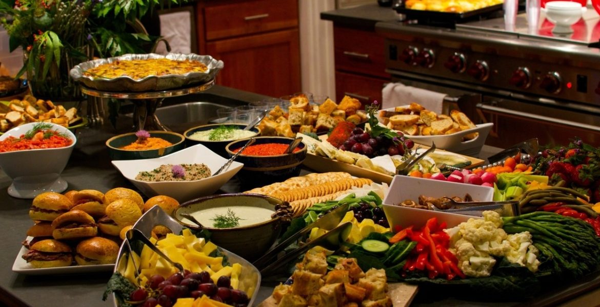Great Party Food