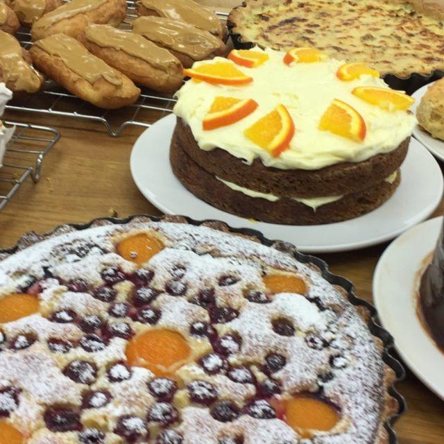 Irish Tea Cake - Be Fondled by Feasts - Cake Recipe The Brunette Dairies