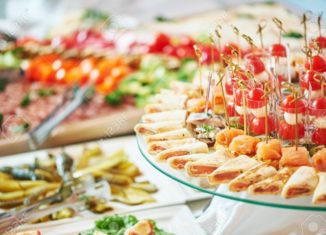Tight Budget And Organising Wedding Catering